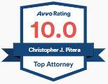 AVVO badge 10 10